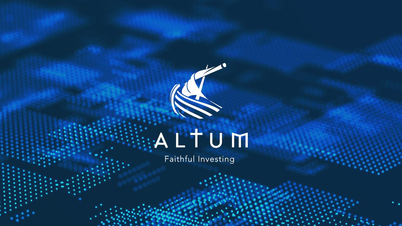 Altum Report: Performance Study of Biblical Values vs S&P 500