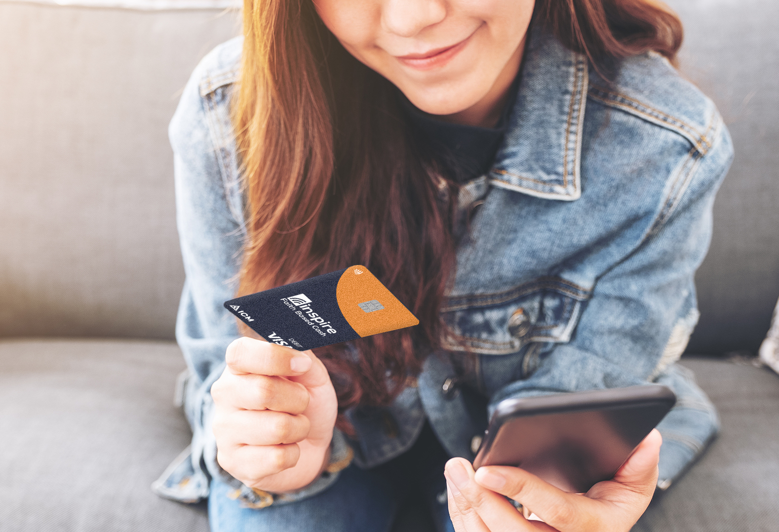 """Inspire Launches """"Faith-Based Cash"""" Debit Card That Supports Biblical Values, Offers Enhanced Interest Rates"""