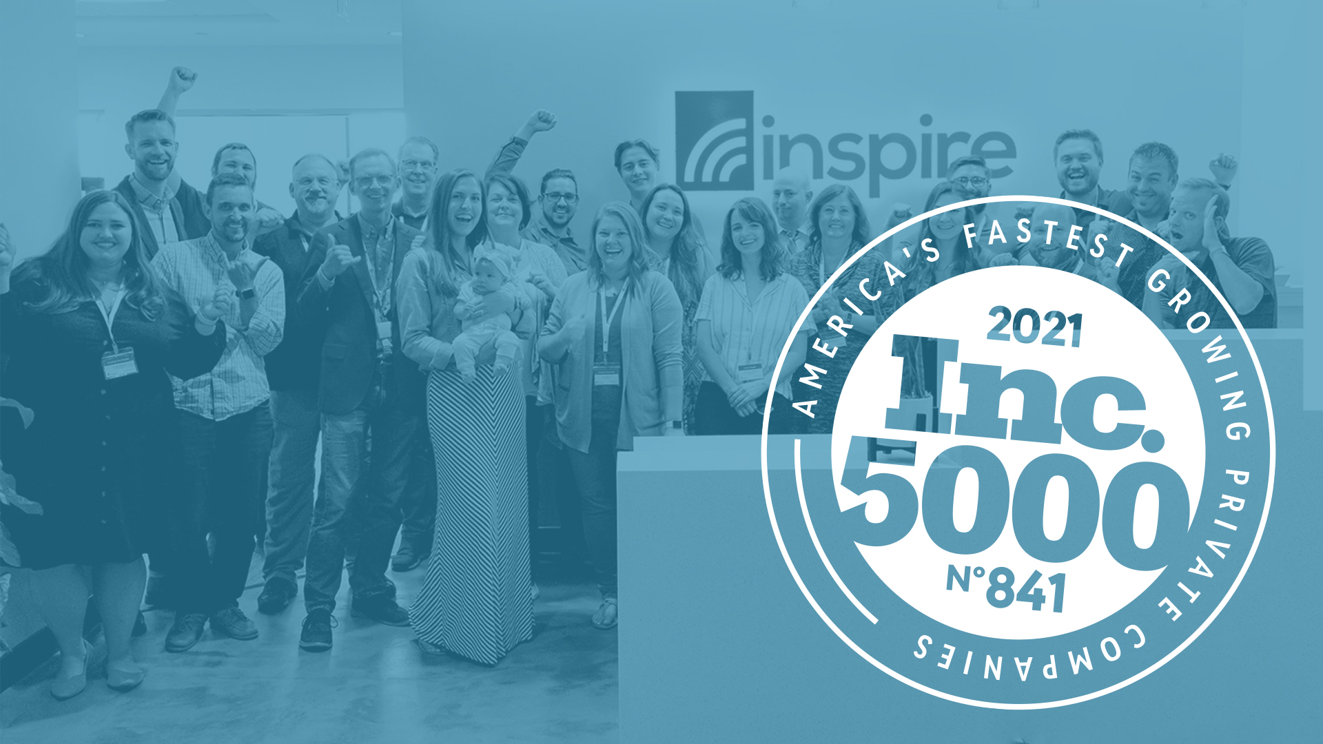 Inspire Investing Parent Recognized Again On The Inc. 5000 List Of Most Successful Private Companies