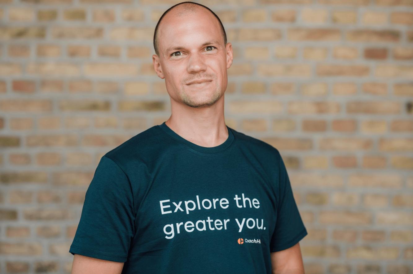 Drei Fragen an Matti Niebelschütz |MD & Founder CoachHub