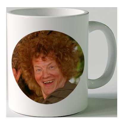 charlie chuck mug