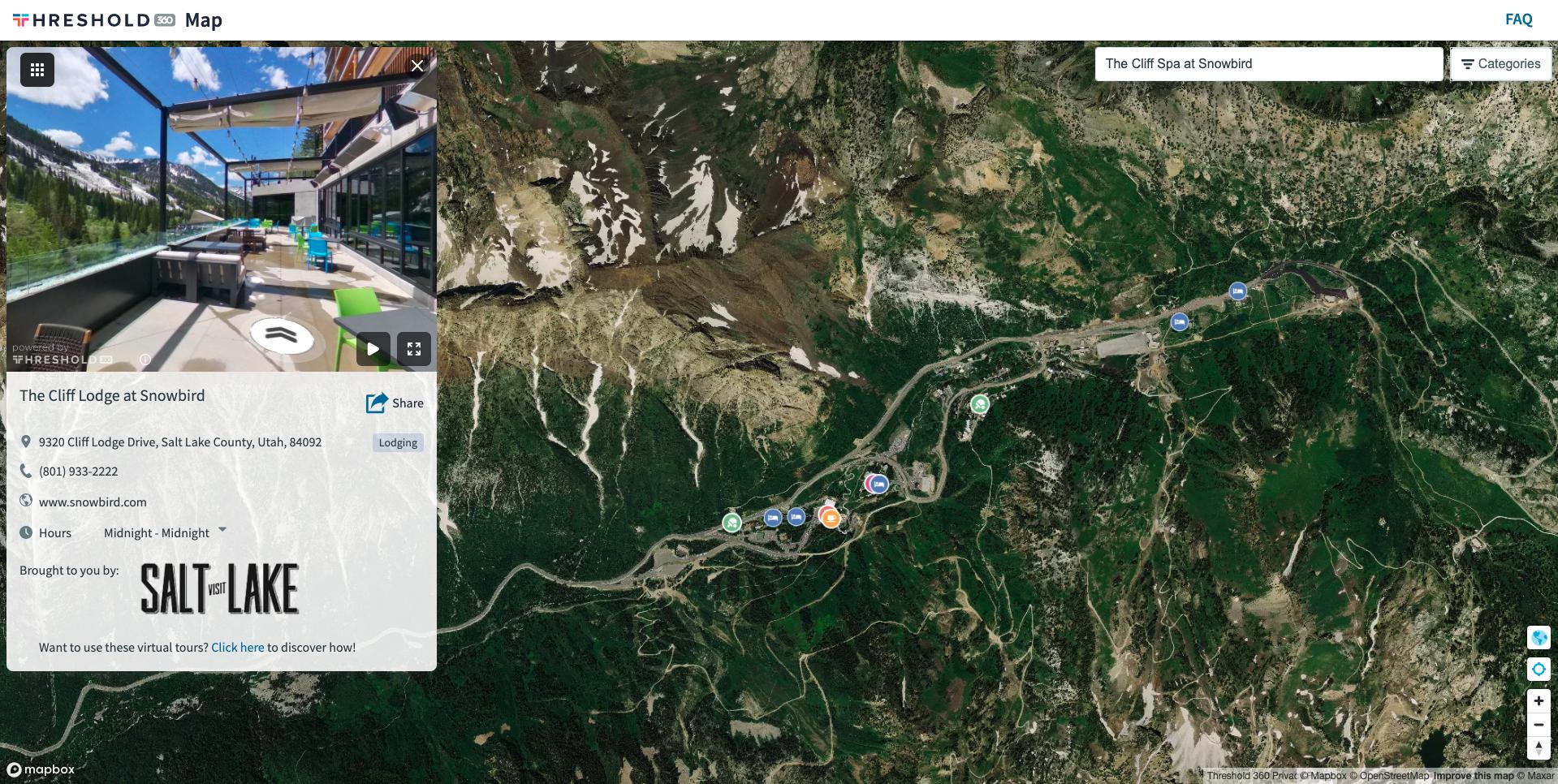 Threshold Map Ski image