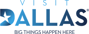 Visit Dallas logo