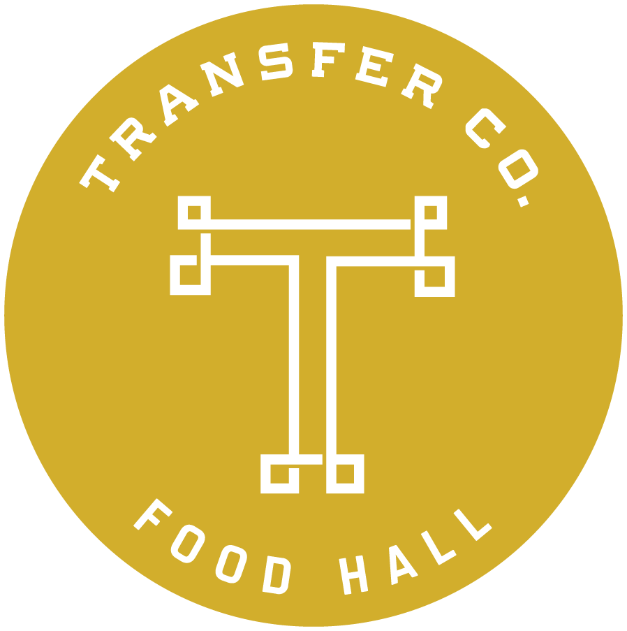Transfer Co Food hall Logo
