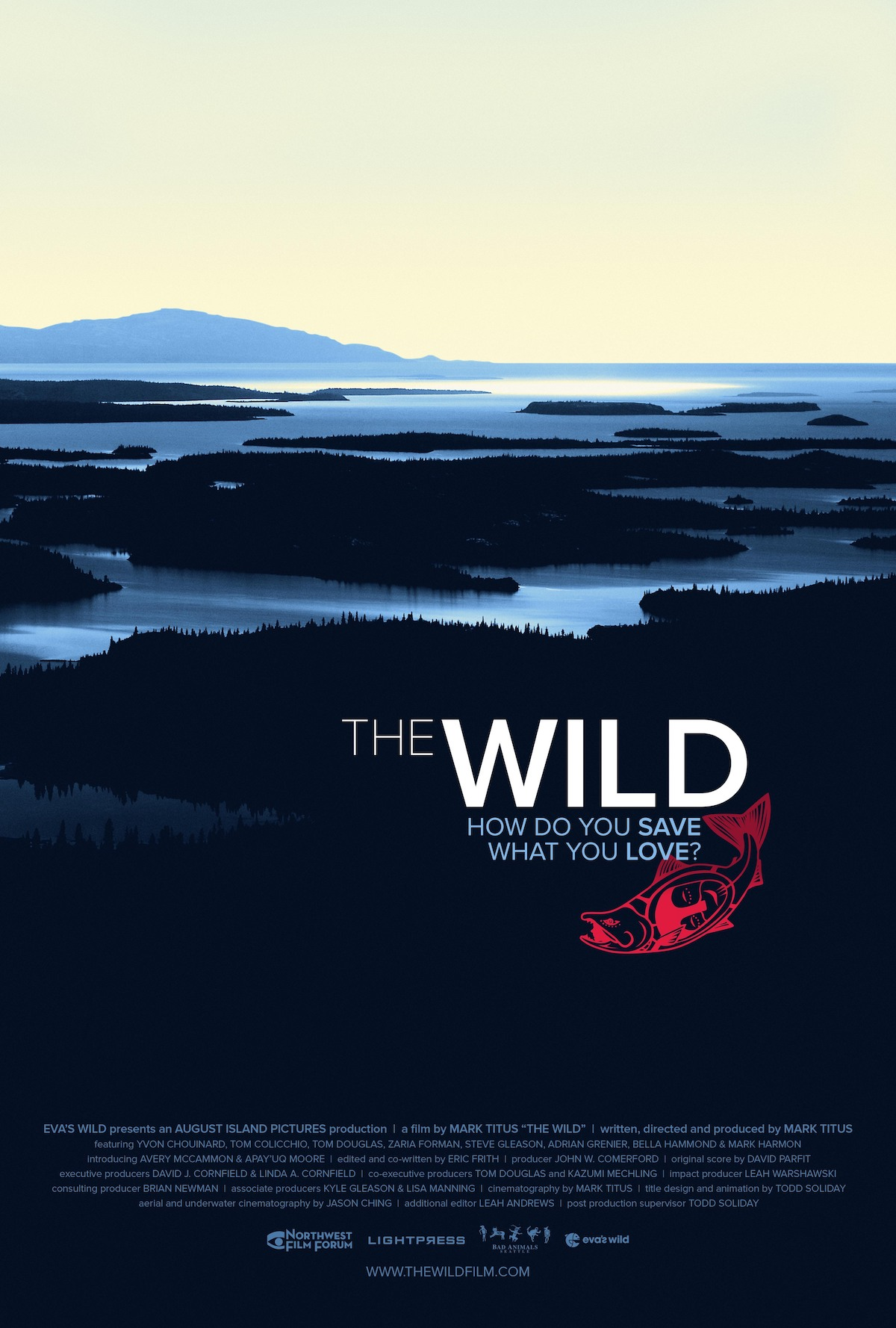The Wild Theatrical Poster