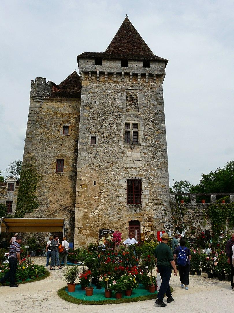 Château fort de Saint Jean de Côle