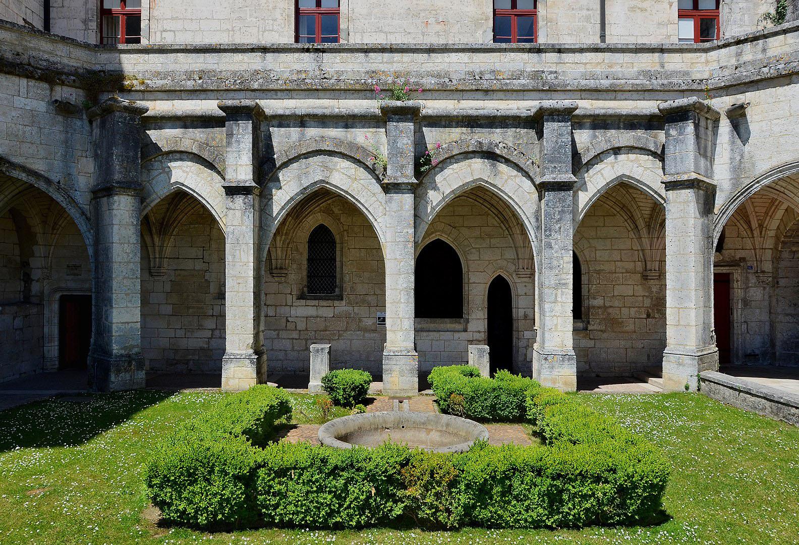 Monks garden - Brantôme