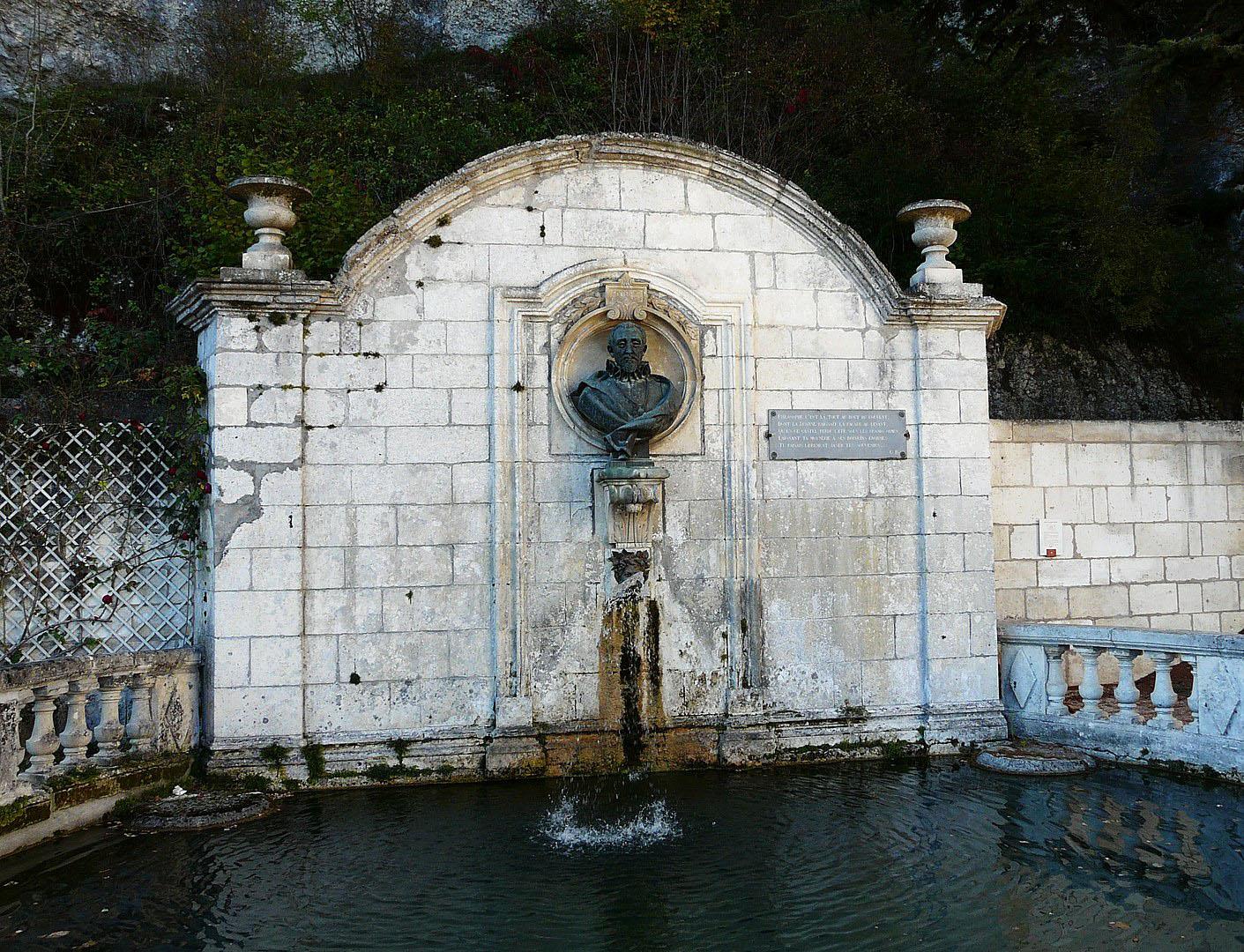 Water fontaine - Brantôme