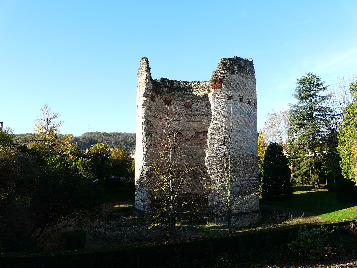 medieval tower - Perigueux