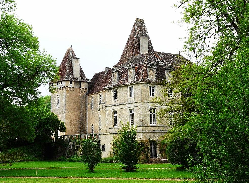 Castle - St Jean de Cole