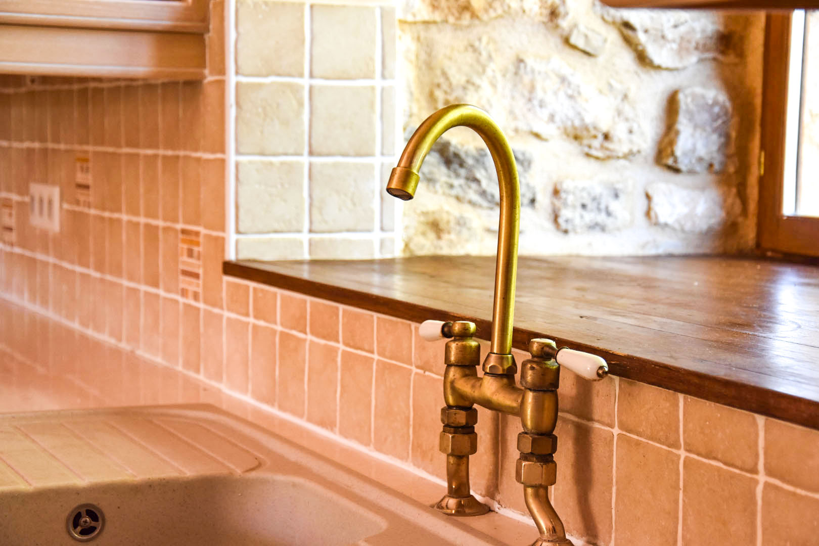 kitchen water tap
