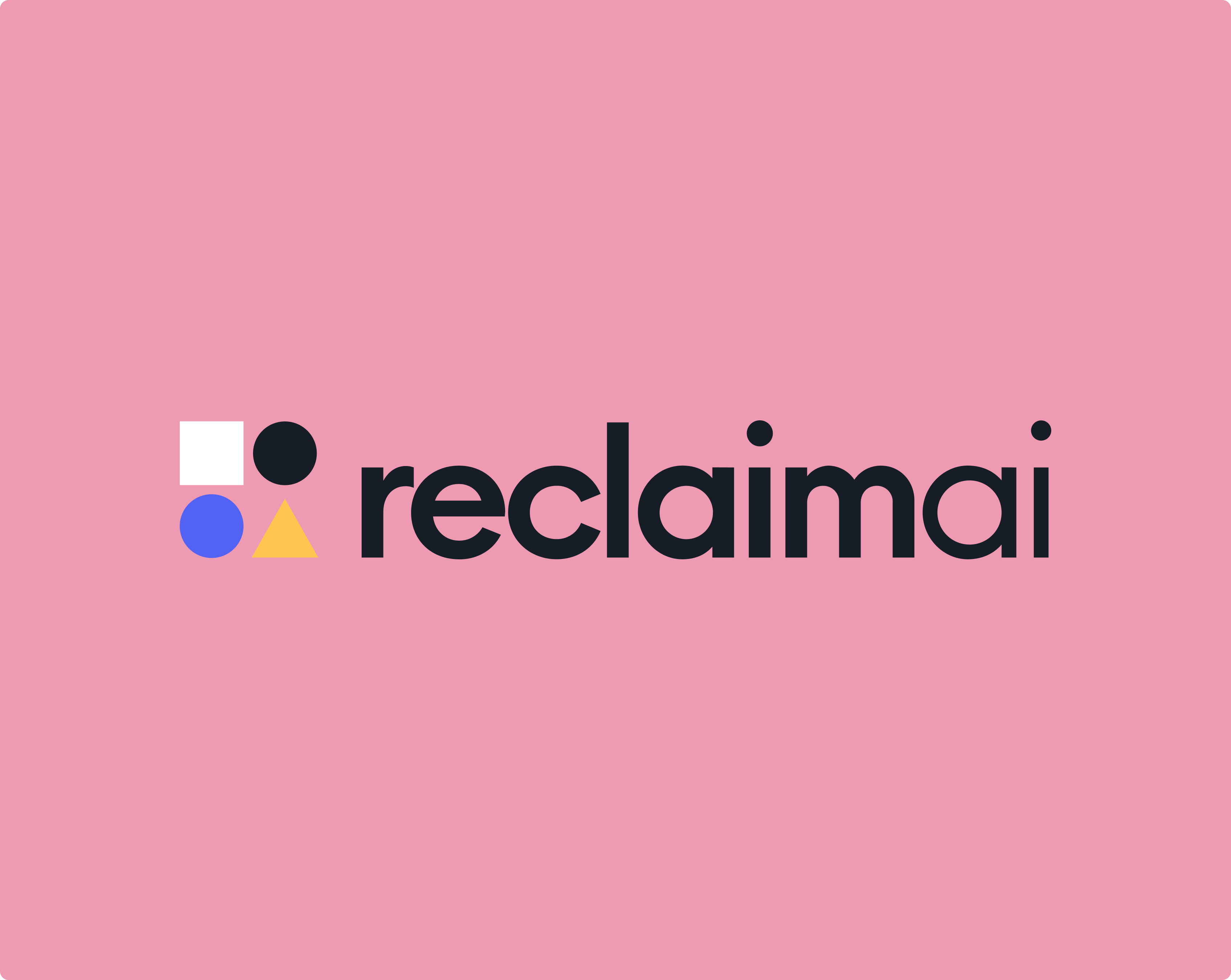 Reclaim just raised $4.8M in seed funding! 🎉