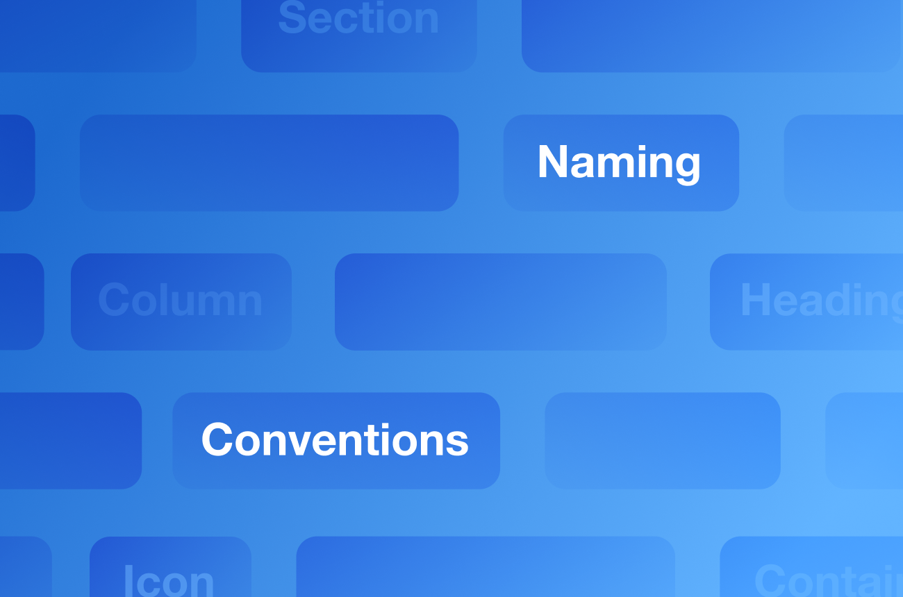 The 2021 Guide to Webflow Website Naming Conventions