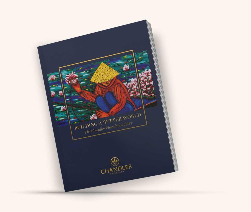 Chandler Foundation Story publication