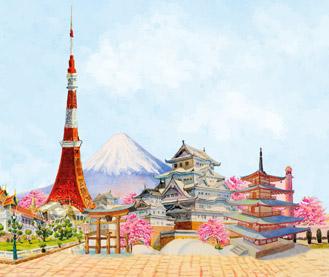 Asian Landmarks