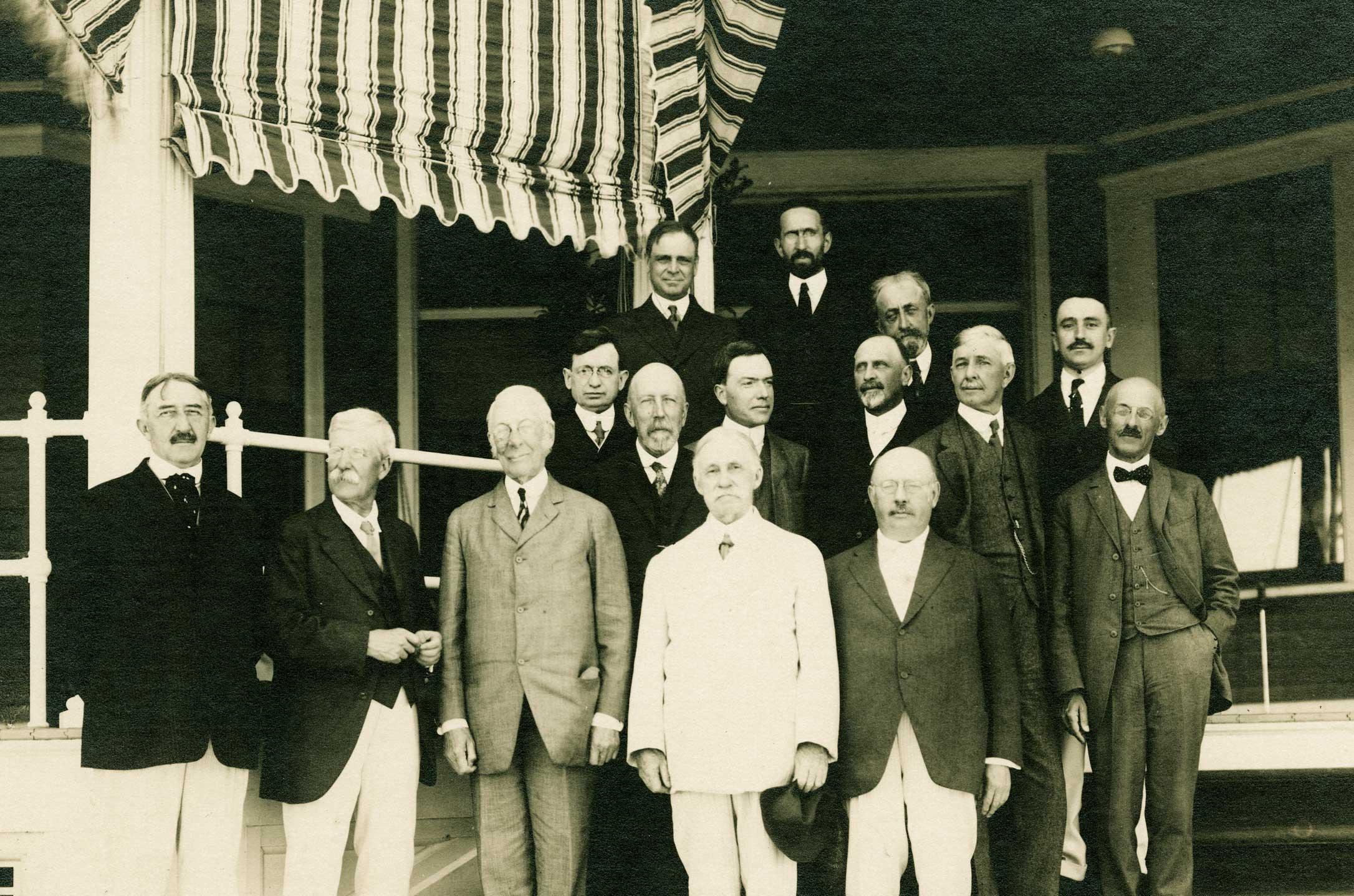 The General Education Board, a precursor to The Rockefeller Foundation.