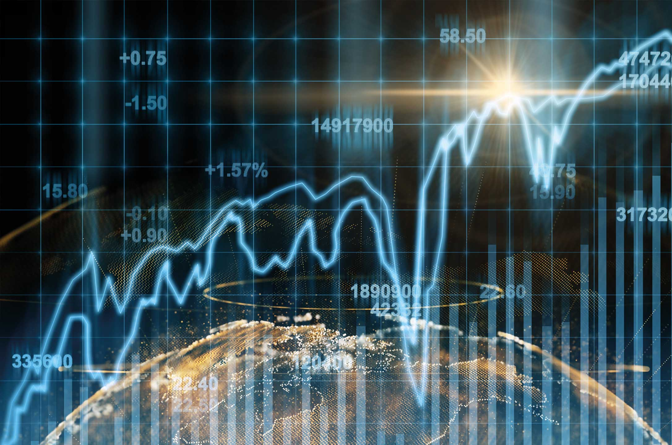 Global finance image