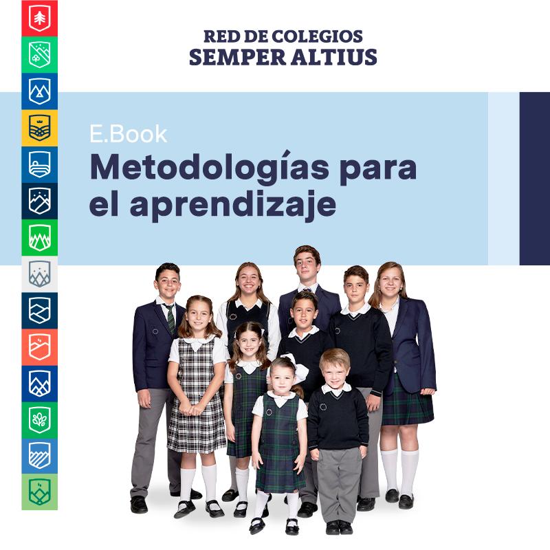 ¿Cómo es el modelo pedagógico de la Red de Colegios Semper Altius?