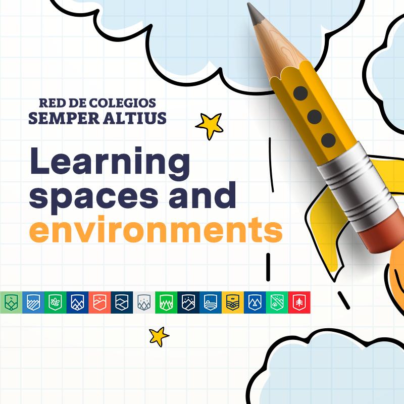 Learning spaces and environments: instalaciones renovadas para el aprendizaje