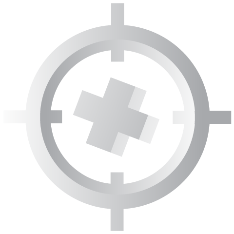 Targeting unmet medical needs icon