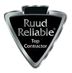 ruud reliable top contractor badge