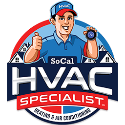 SoCal HVAC Specialist Heating & Air Conditioning logo