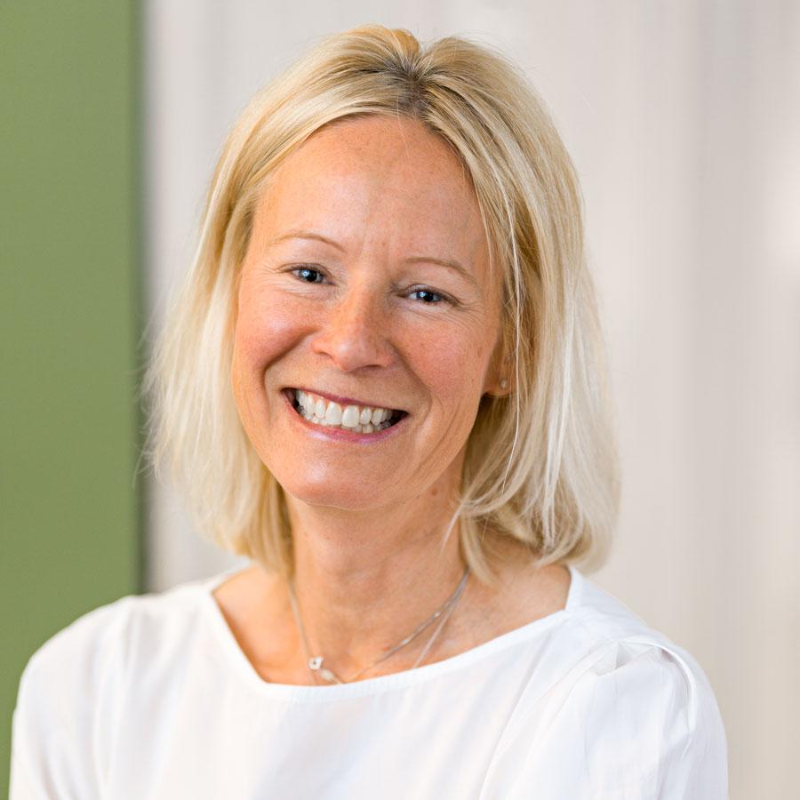 Portrait of Anna Fredrikson