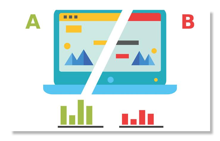 Tracking site web - AB Test - Kick Digital