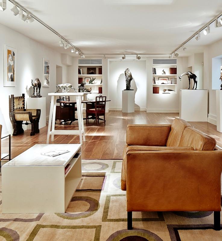 sladmore gallery interior