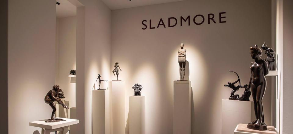 sladmore gallery exhibition
