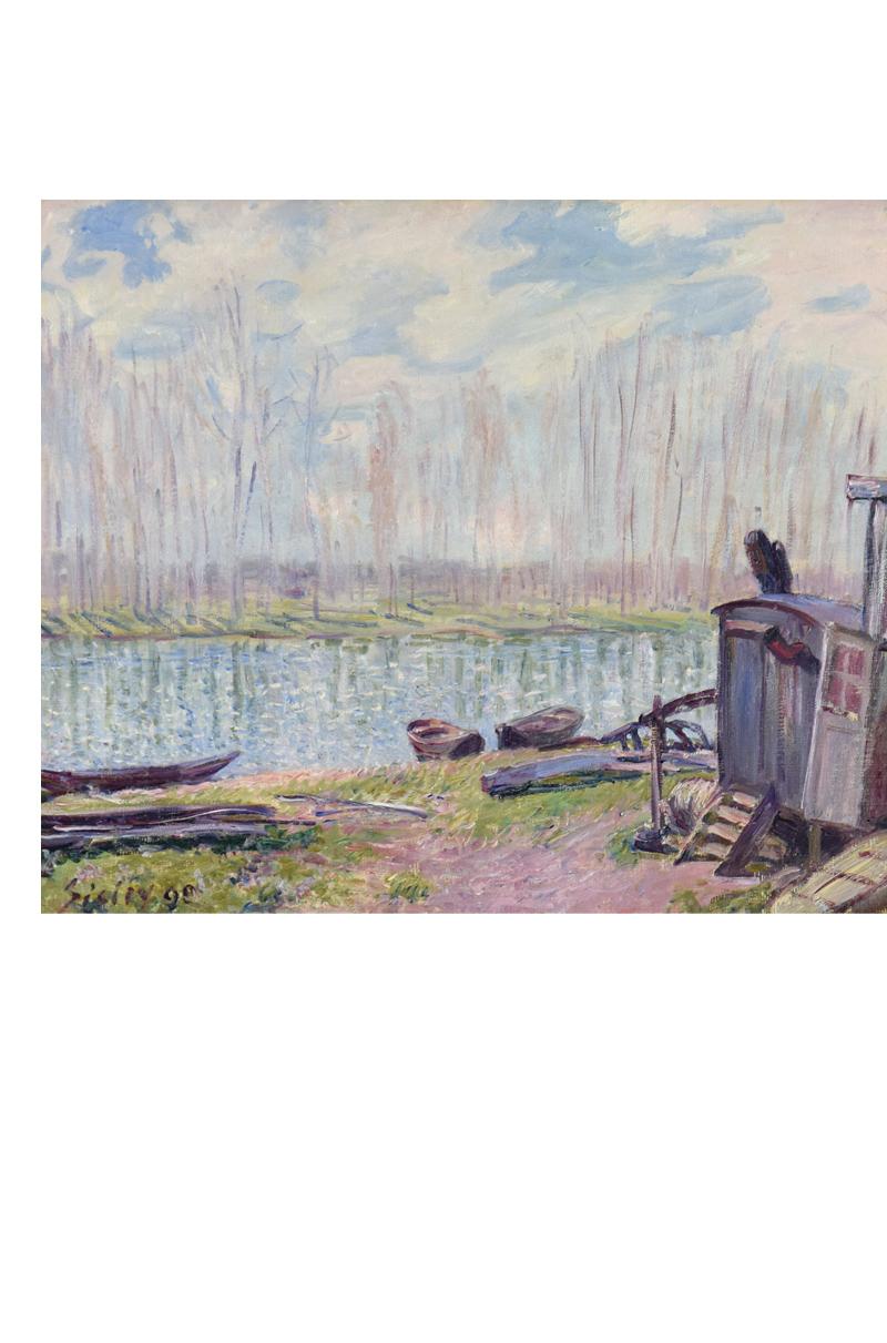 Lélia Pissarro & David Stern, Stern Pissarro Gallery