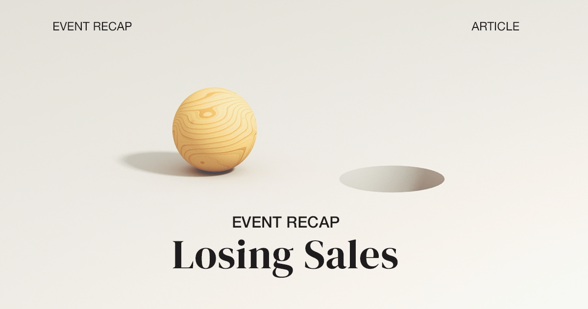 Event Recap: How can you avoid losing sales under AML Regulations.