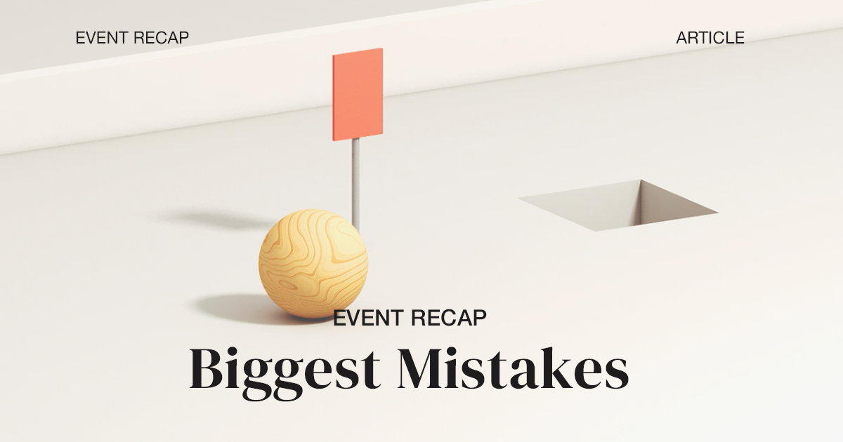 Event Recap: The biggest mistakes art businesses make when dealing with AML