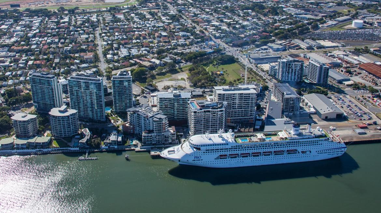 Hamilton Apartment, Brisbane, QLD
