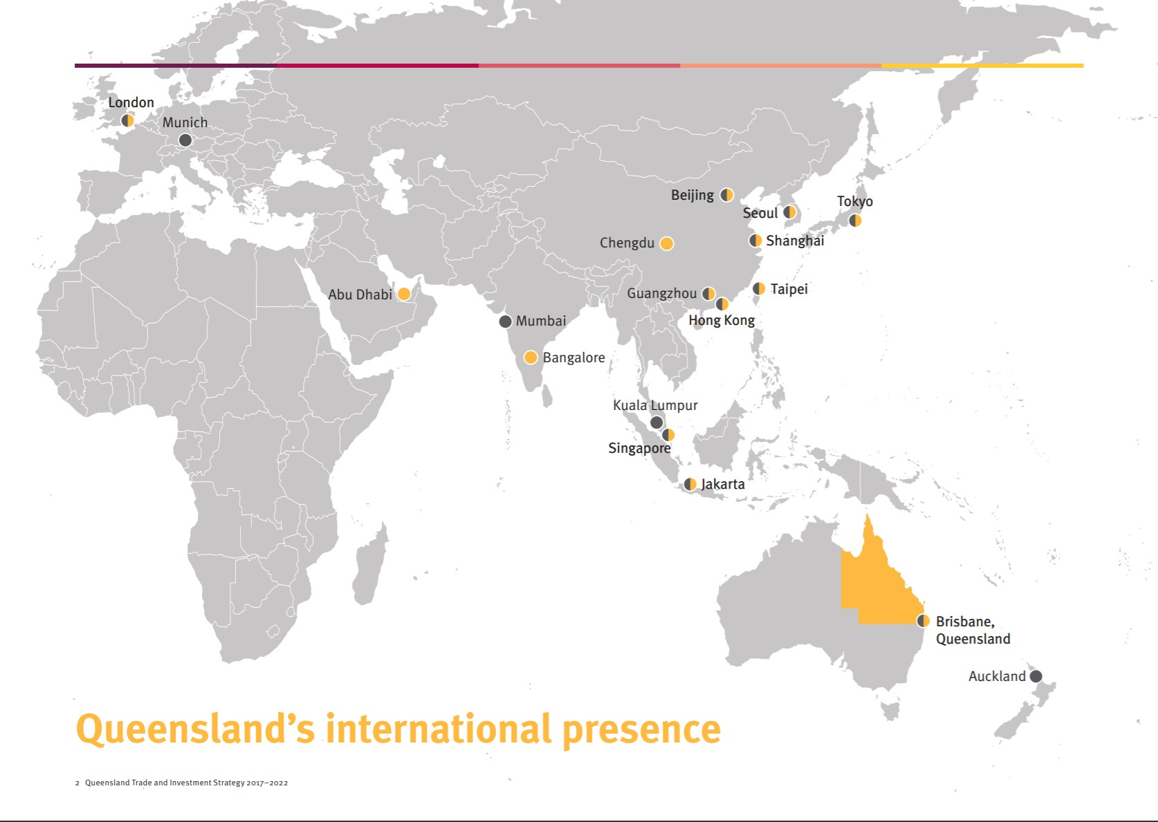 QLD investment Presence