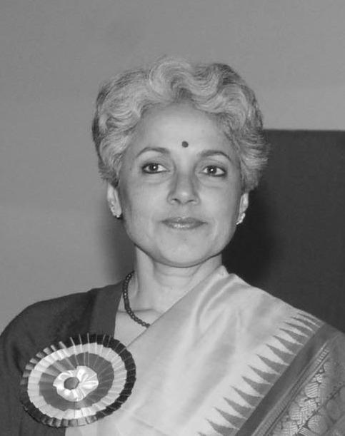 Dr Soumya Swaminathan