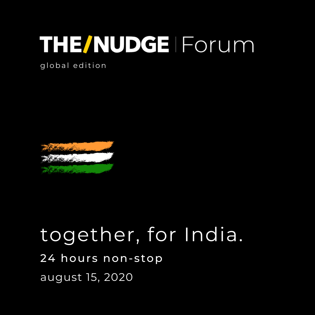 The/Nudge Forum (global edition) 2020