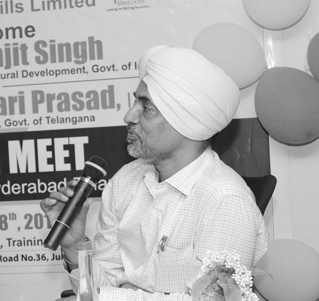 Mr. Charanjit Singh