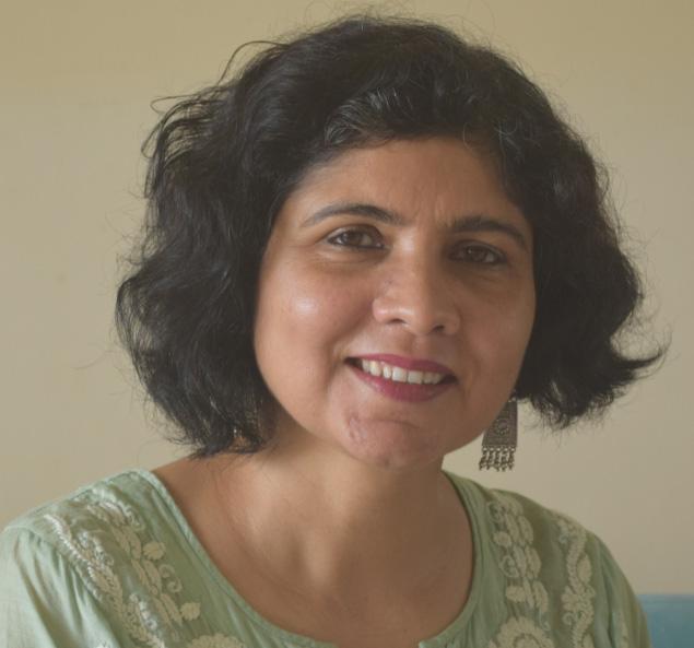 Geetanjali Jha