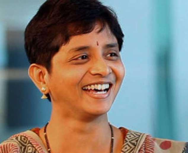 Shanti Raghavan