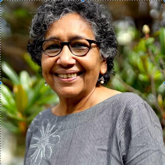 Kalpana Sharma (she/her)