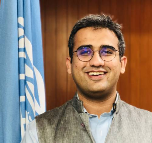 Karanraj Chaudri