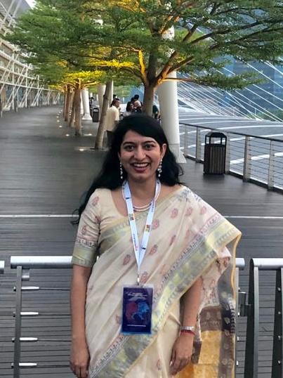 Ms. Ishita Agarwal