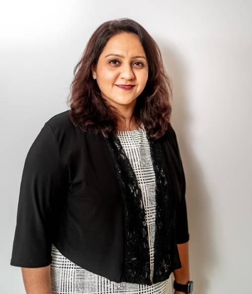 Ms. Ruchee Anand