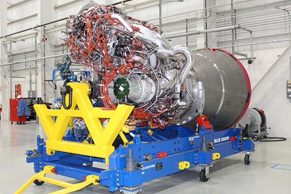 Vulcan BE-4 Milestone