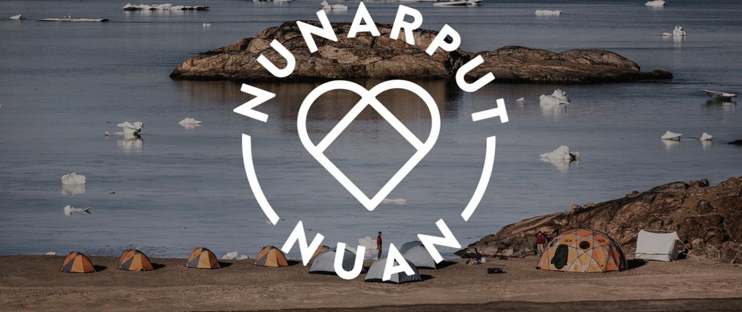 Campagne Nunarput Nuan de Visit Greenland