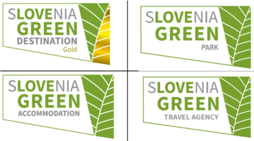 Slovenia Green certification label