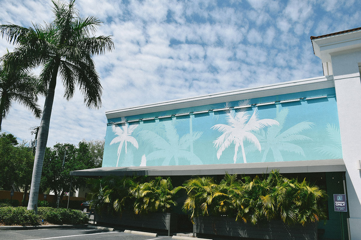 Cali South Tampa Location Facade