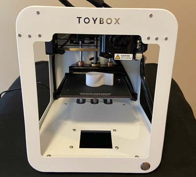 The Toybox 3D Printer: Is it Really Easy to Use?