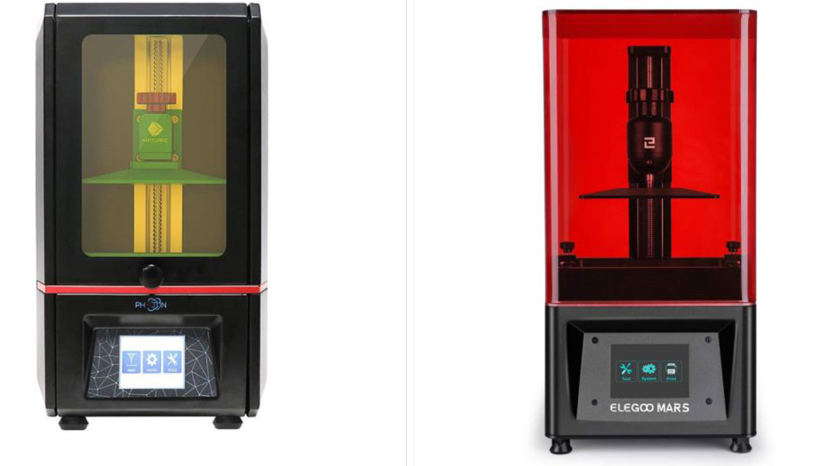 Elegoo Mars Vs ANYCUBIC Photon: Which Printer Is Better? | 3D Printing Spot